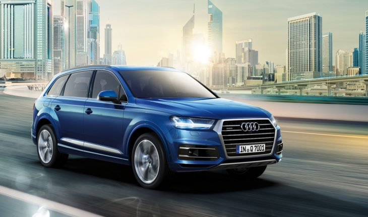 Audi q7 2020 price review